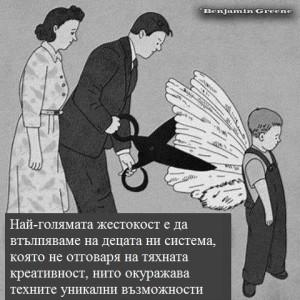Подрязване на крилата